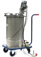 stainless steel pressure vessels for fluids